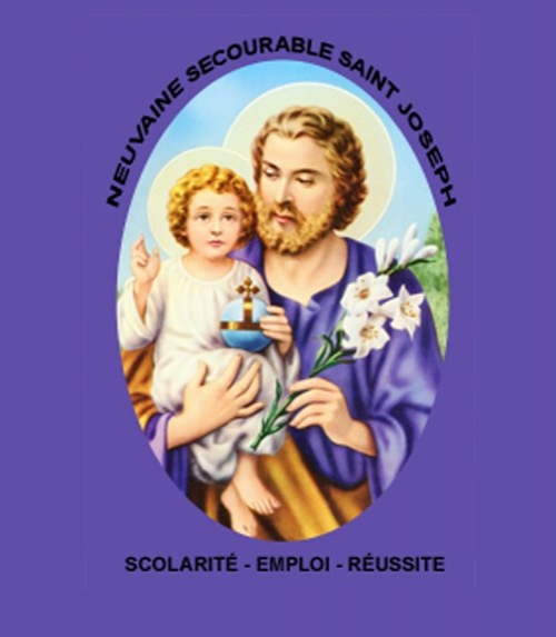 Neuvaine Secourable Saint Joseph