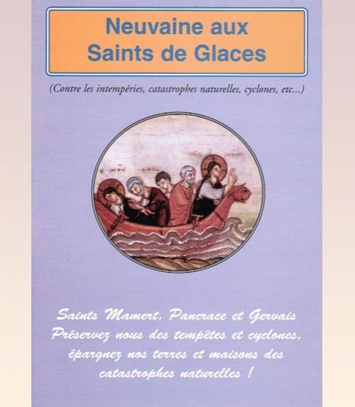 Neuvaine aux Saints de Glace