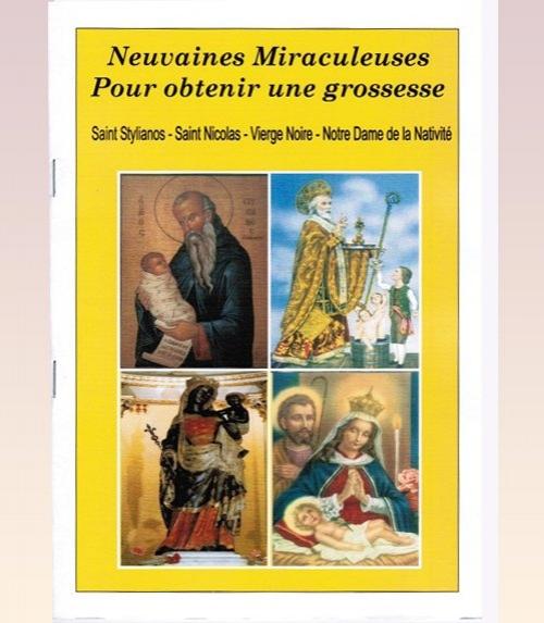 Neuvaines Miraculeuses