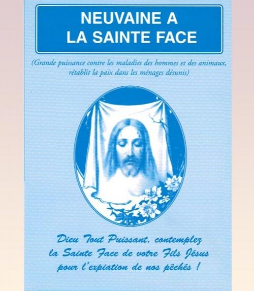 Neuvaine Sainte Face