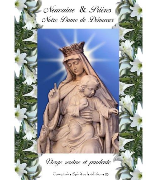 Neuvaine Notre Dame de Démarrer 2021