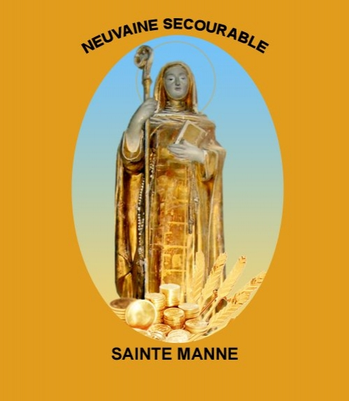Neuvaine Secourable Sainte Manne