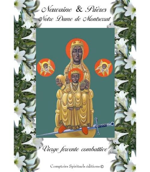 Neuvaine Notre Dame de Montserrat