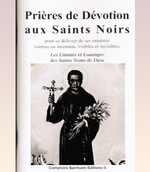 Prières de dévotion aux saints noirs