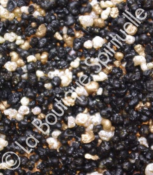 Encens vierge noire (grains 30g)
