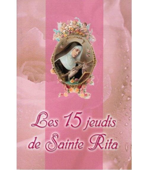 Les 15 jeudis de Sainte Rita