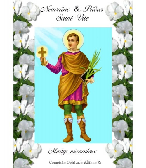 Neuvaine Saint Vite