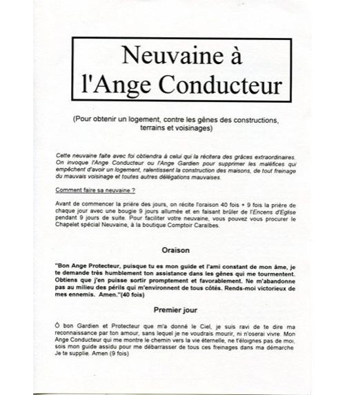 Neuvaine de l'Ange Conducteur