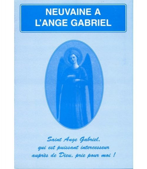 Neuvaine Ange Gabriel