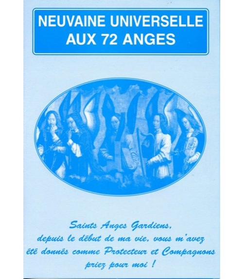 Neuvaine Universelle aux 72 Anges