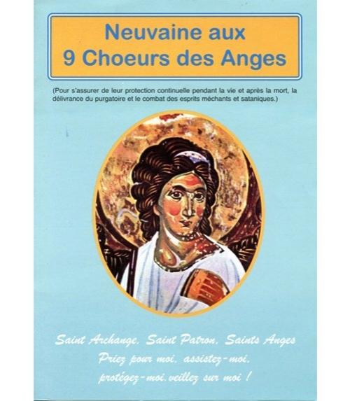 Neuvaine aux 9 Choeurs des Anges