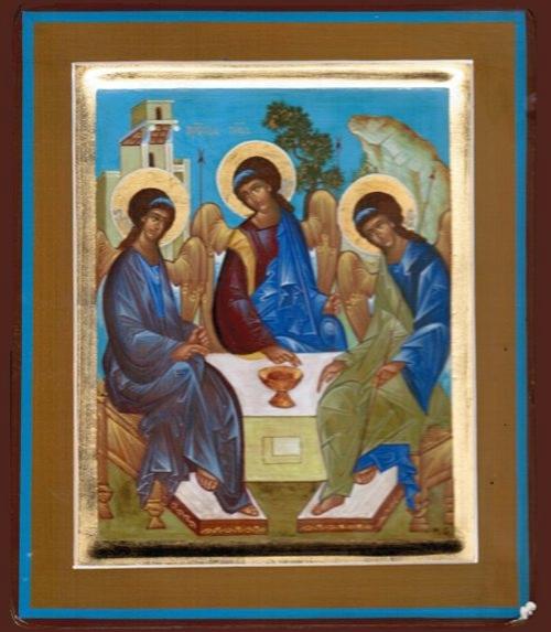 Icône Sainte Trinité