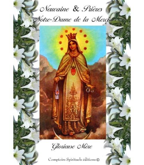 Neuvaine Notre Dame de la Merci