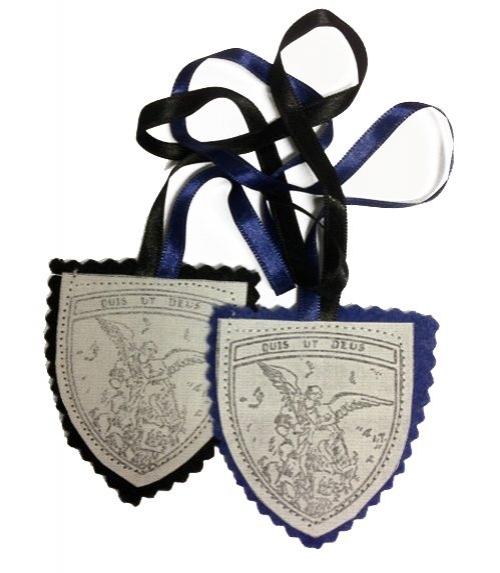 scapulaire Saint Michel Archange