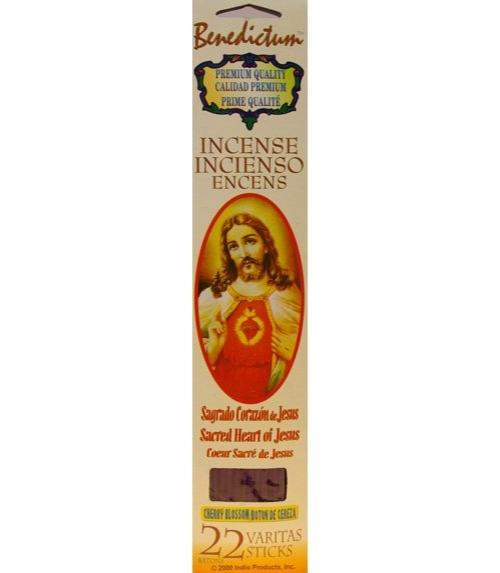 Encens bâtonnets de Jésus