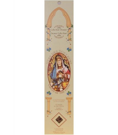 Encens ave maria  Notre Dame Exili Freda (épices)