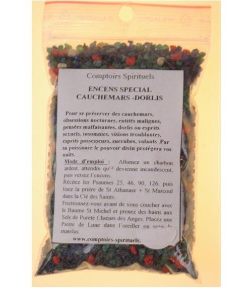 Encens cauchemars-dorlis (120 g)
