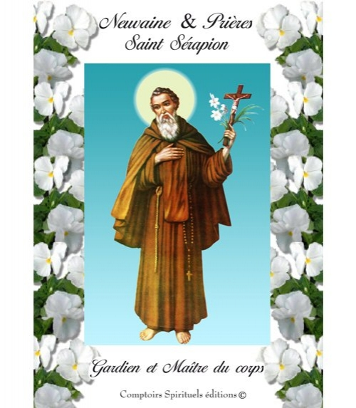 Neuvaine Saint Sérapion