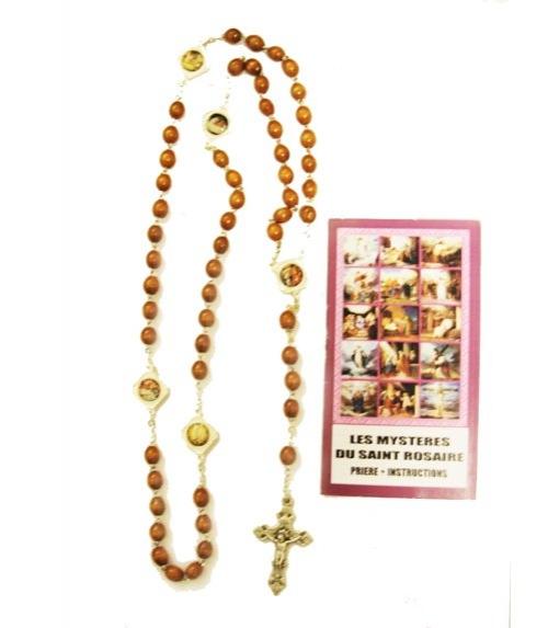 Chapelet saints mystères