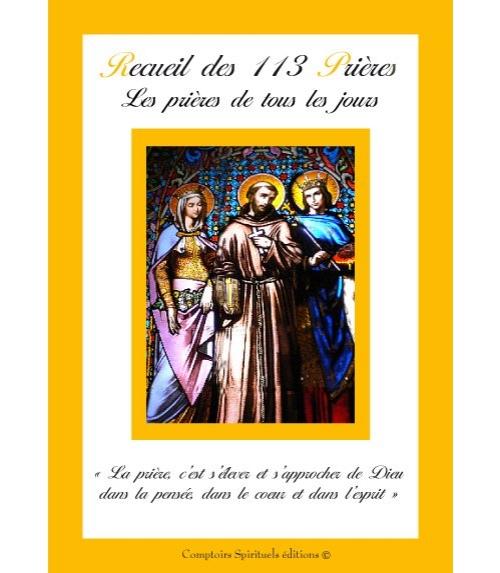 Recueil des 113 Prières