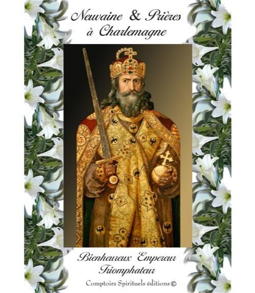 Neuvaine Charlemagne (742-814)