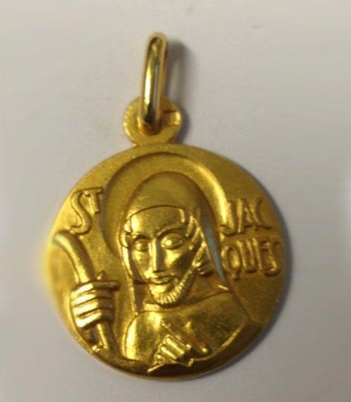 Medaille saint jacques