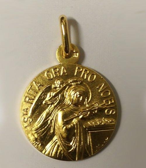 Medaille sainte rita