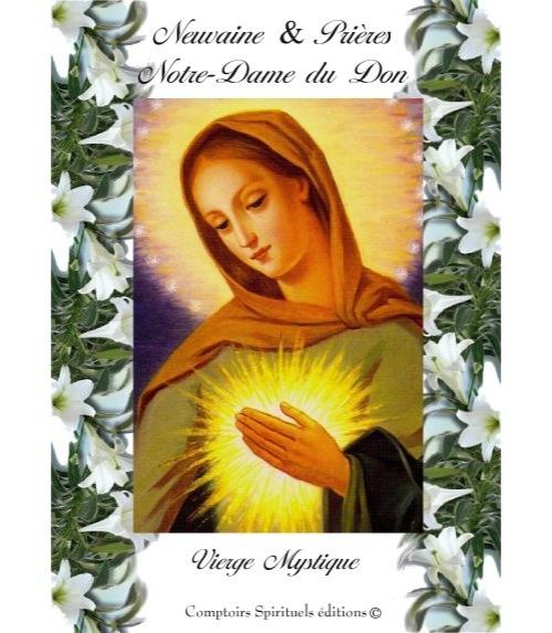 Neuvaine Notre Dame du Don