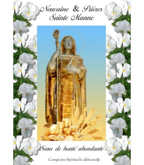 Neuvaine Sainte Manne
