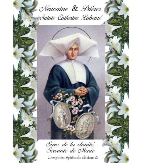 Neuvaine Sainte Catherine Labouré (1806 - 1876)