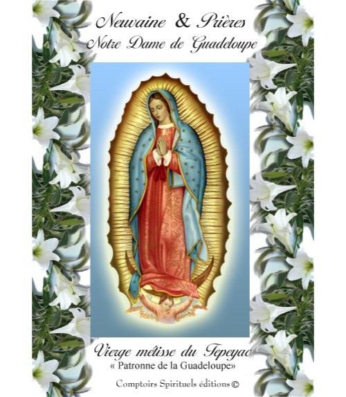 Neuvaine Notre Dame de Guadeloupe