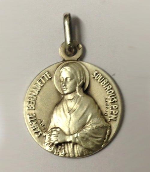 Médaille Sainte Bernadette