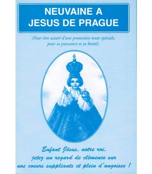 Neuvaine Jésus de Prague