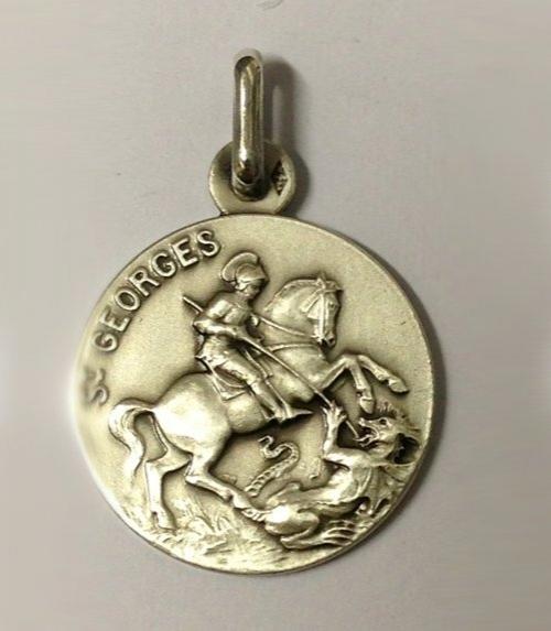 Medaille saint georges