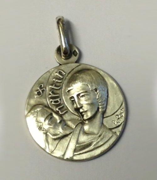 Medaille saint martin