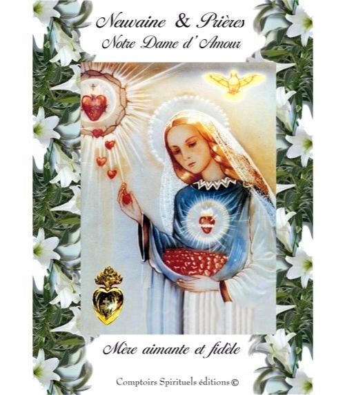 Neuvaine Notre Dame d'Amour