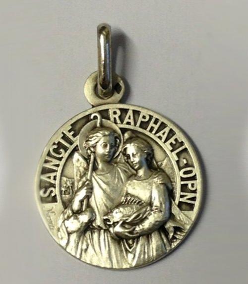 Medaille Saint Rapha�l
