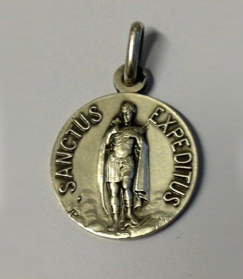 Medaille saint exp�dit