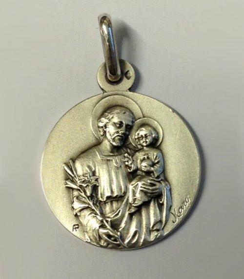 Medaille saint joseph