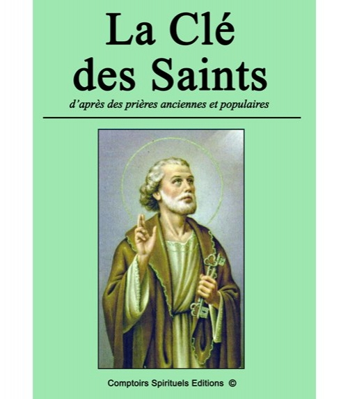 La cl� des saints