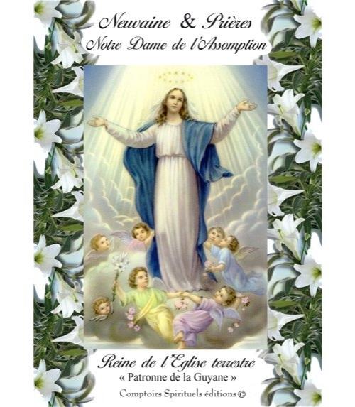 Neuvaine Notre Dame de l'Assomption