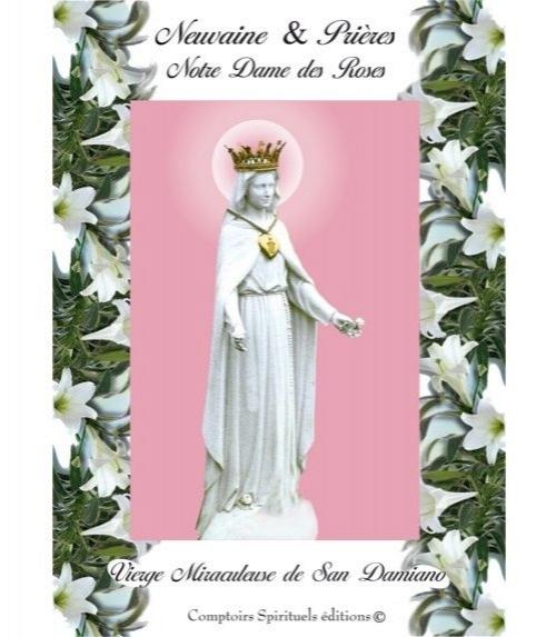 Neuvaine Notre Dame des Roses