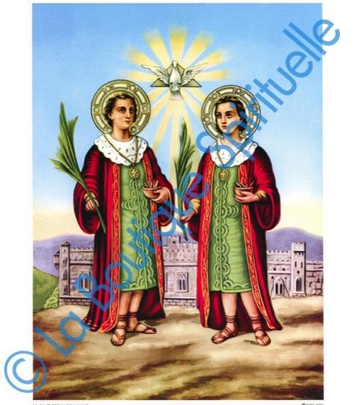 Saints Côme & Damien