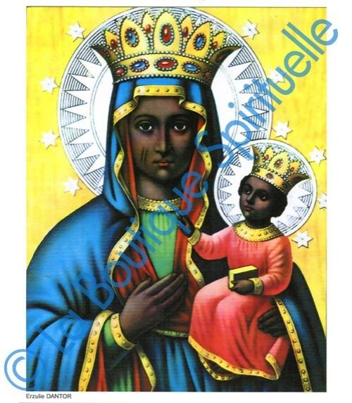 Sainte Erzulie Dantor