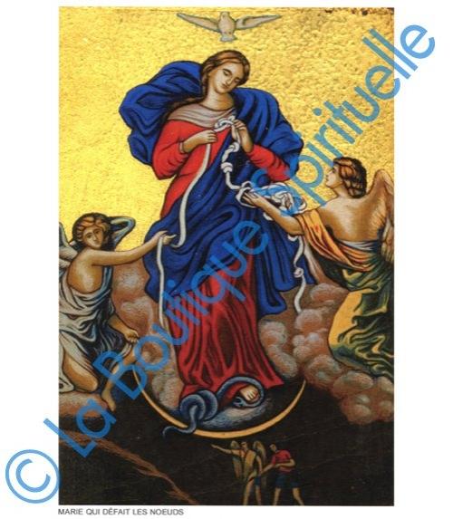 Sainte Marie qui défait les Noeuds 2