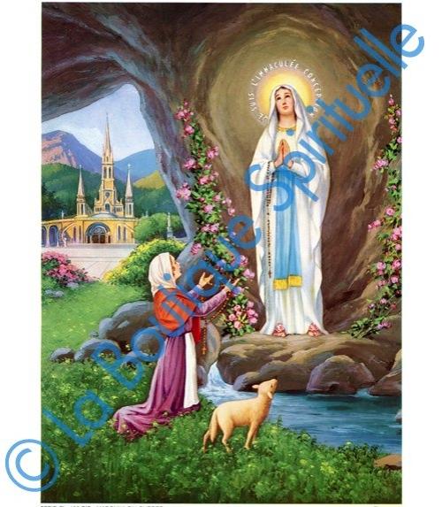 Notre Dame de Lourdes 3