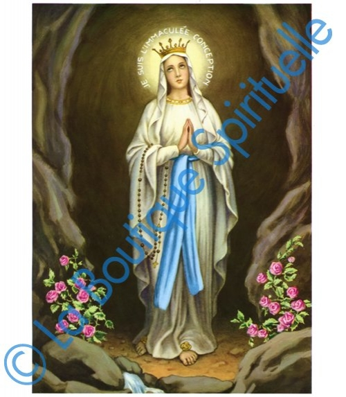 Notre Dame de Lourdes 2