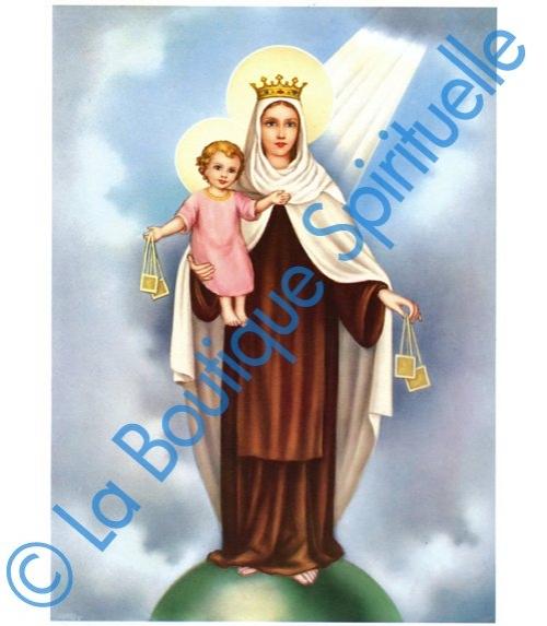 Notre Dame du Mont Carmel 1