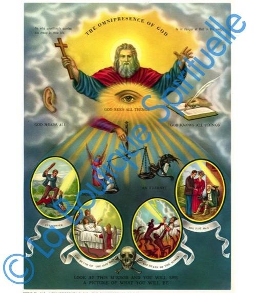 Saint Oeil Omniprésent de Dieu
