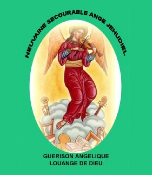 Neuvaine Secourable Ange J�hudiel